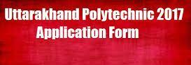 Uttarakhand polytechnic JEEP 2017 Application form Exam Date Seat