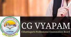 Chhatisgarh CG B.Ed 2019 Application Registration Exam Date