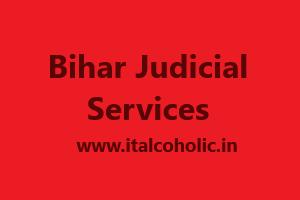 Bihar Judicial Services 2020
